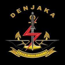 Indonesian Marines Corps Denjaka badge.