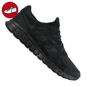 Nike Herren Free Run 2 Prm Laufschuhe, Schwarz / Grau (Schwarz / Schwarz-Mtlc Zinn), 40 EU - Nike schuhe (*Partner-Link)