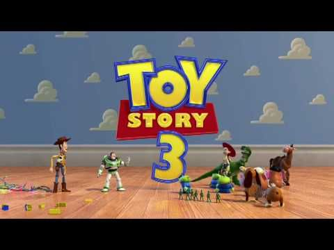 """""""Toy Story 3"""" (Pixar PG, 2010) *5* Pixar's epic conclusion to the Toy Story trilogy (except there's rumors now of a fourth shhhhhh...)"""