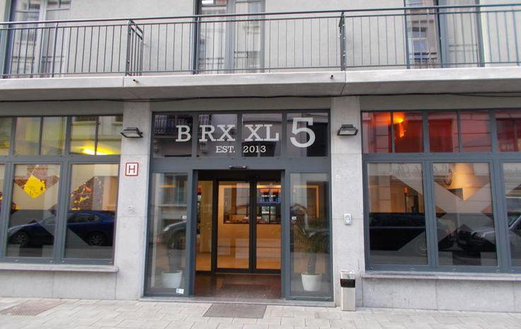 Brxxl 5 City Centre Hostel in Brussels, Belgium | Hostel