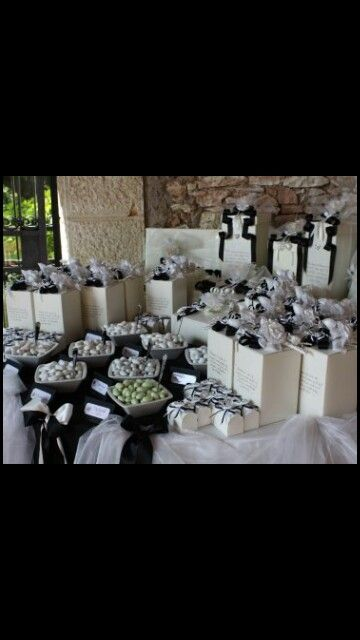 Confettata e bomboniere wedding