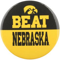 Great game!!!  Way to go Hawkeyes! 40-10 over Nebraska!!!