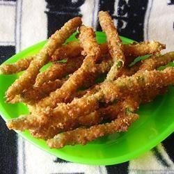 Asperges frites croustillantes @ qc.allrecipes.ca