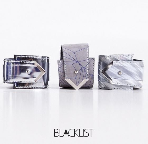 Bodycon Collection - 2014 leather bracelets