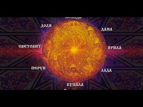 02  Ведическая магия.  Славянская энергетическая система