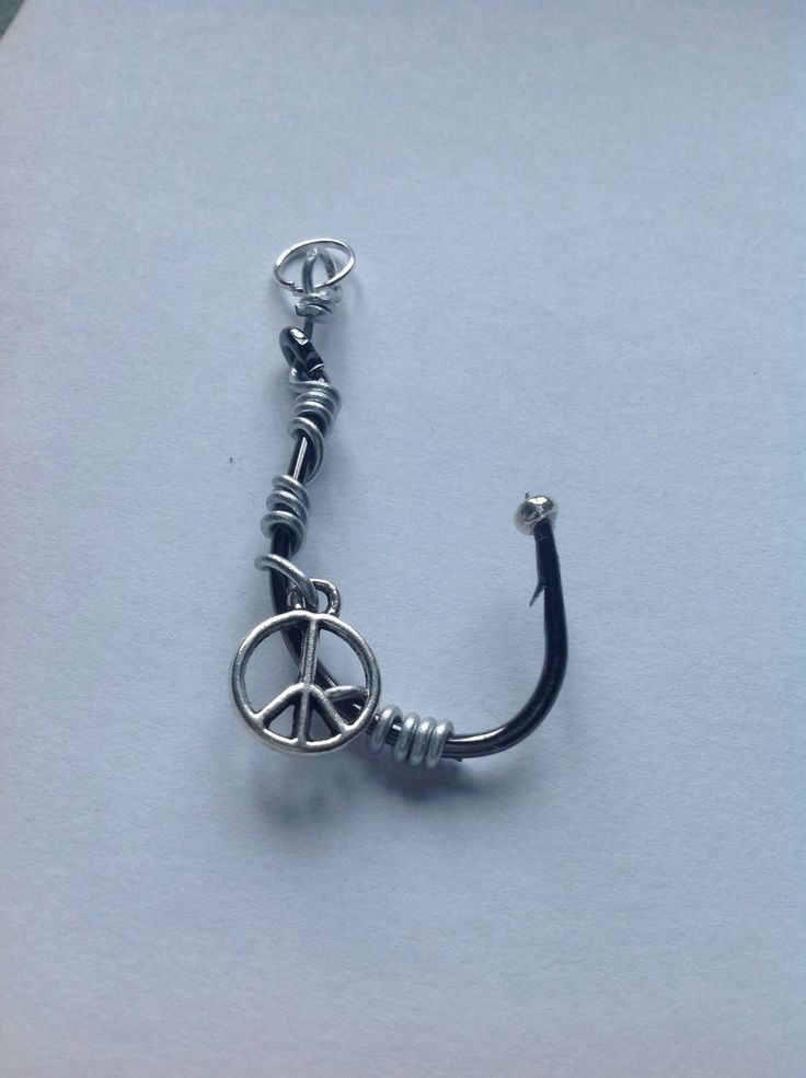 1000 ideas about fish hook jewelry on pinterest women for Fish hook jewelry