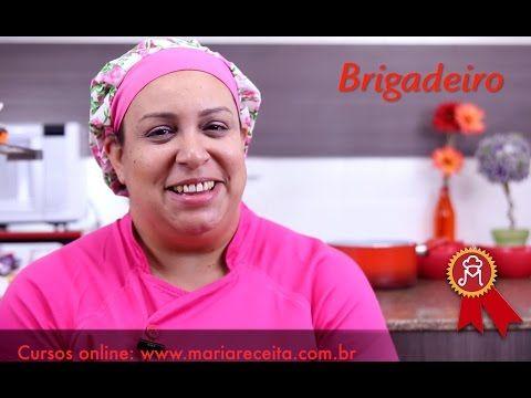 O Melhor Brigadeiro - www.mariareceita.com.br - YouTube