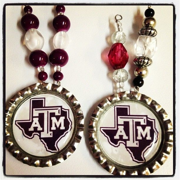 Texas Aggies with different styles Esty Store: http://www.etsy.com/shop/KellysCustomKrafts?ref=top_trail