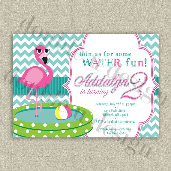 54 best images about Flamingo – Flamingo Party Invitations