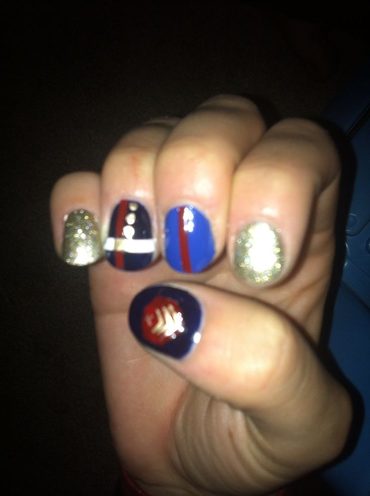 The 95 best Marine Corps Nail Art images on Pinterest | Marine FC ...