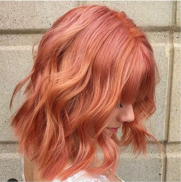 Kuaförünüz kırmızı ve turuncu renklerinin baskınlığını değiştirerek en doğru tonu bulacaktır.