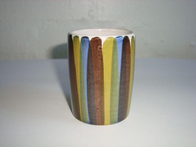 Bangholm krukke/pot. #bangholmkeramik #keramik #ceramics #pottery #pot #krukke. From www.TRENDYenser.com. SOLD/SOLGT.