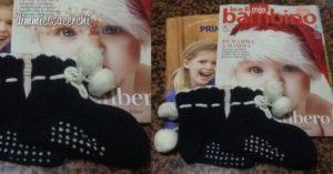 Omaggi e #Sconti: #Rivista Io e Il mio Bambino con scarpine neonato (link: http://ift.tt/2gjgGSq )