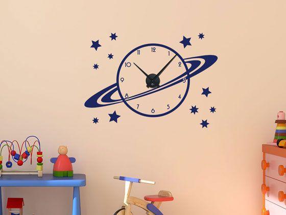 Unique Die Zeit im Blick Wundersch ne Wandtattoo UhrenDurch die Kombination des einzigartigen Graz Design Wandtattoos und dem qualitativ hochwertigem Uh