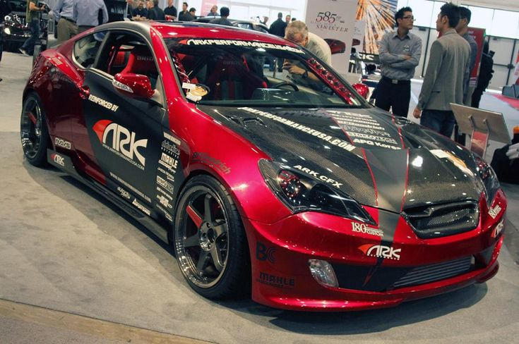 Ten Cars That are Cheap to Modify - 10. Hyundai Genesis Coupe