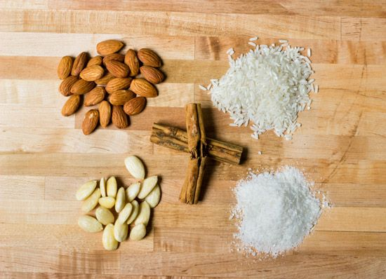 Ingredients to Make the Best Horchata