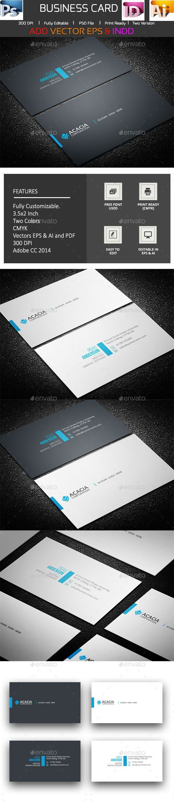 919 Best Business Card Images On Pinterest Name Cards Business
