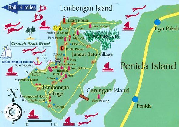 Nusa Lembongan | Travelling in Indonesia & World
