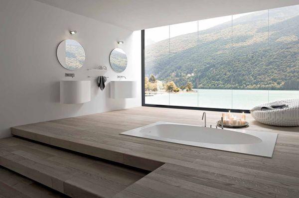 Salle De Bain Japonaise Traditionnelle : Modern Bathroom Design Ideas