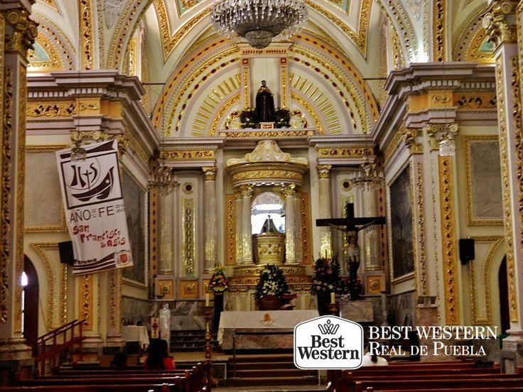 EL MEJOR HOTEL EN PUEBLA. Tecamachalco es uno de los municipios más conocidos de Puebla. Dentro de sus principales atractivos, se encuentra el Convento Franciscano de la Virgen de la Asunción, el cual fue declarado Patrimonio Cultural de la Humanidad en 1994, gracias a los impecables detalles en su estructura. En Best Western Real de Puebla, le invitamos a conocer las joyas arquitectónicas que forman parte de la historia de nuestro estado. #elmejorhotelenpuebla