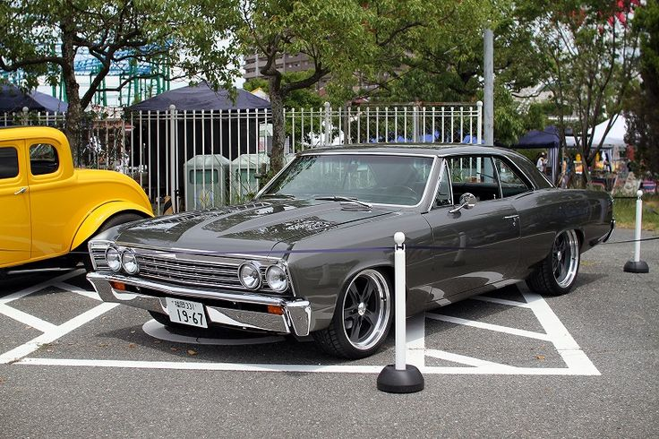 japan chevelle 67 grey protouring | Chevelle Non-Stock and ...