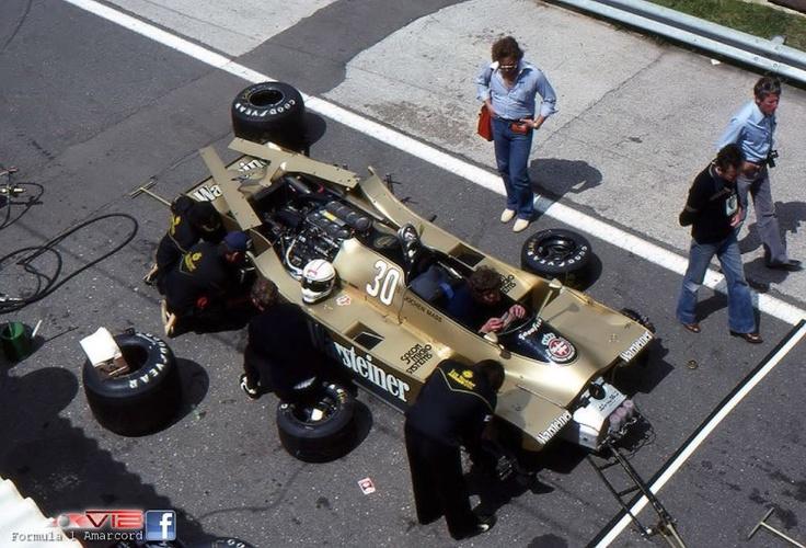 1979 Dijon - Jochen Mass Arrows A2