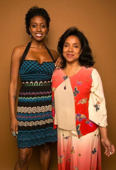 Actress Phylicia, and daughter, Condola Rashad