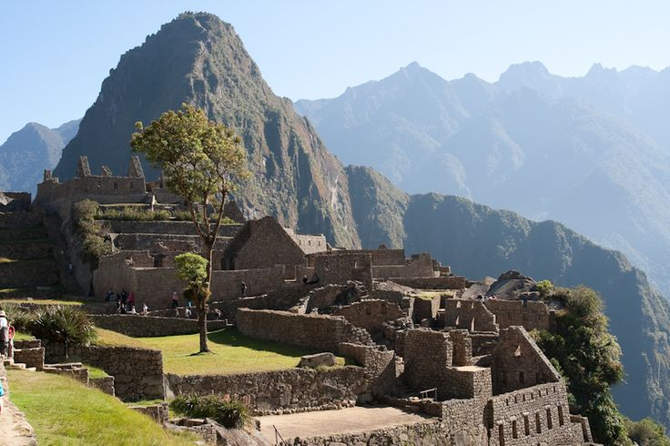Machu Picchu, Мачу-Пикчу