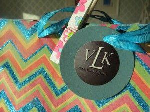 Gift bags at VLK Rhodes - blog