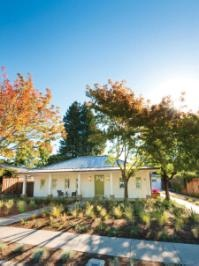 Passive House: Catherine O'Neill's California home is the first U.S. retrofit to be certified by the Passive House Institute U.S.: Green Building, Green Home, Green Doors, House Standards, Passive House, Certified Passive, House Building, Green House, Design Blog