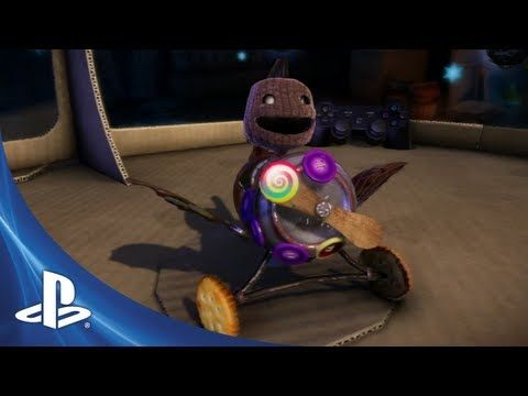 Little Big Planet Racing - PlayStation 3