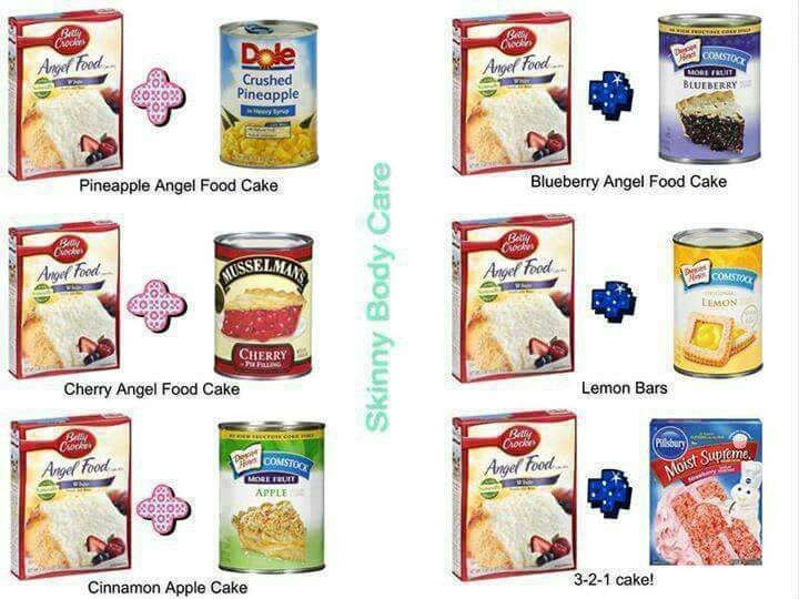 """Mix the two ingredients in the """"Rockcrok Dutch Oven"""" by Pampered Chef and Microwave 10 min lid on...Love these cakes!! The  last single serving 321 cake is mix any flavor cake with angelfood cake then in a """"one cup prep bowl"""" add 3 Tbs cake, 2 Tbs water and microwave lid off 1 min.  Get yours at  Www.pamperedchef.biz/LindaLauas"""