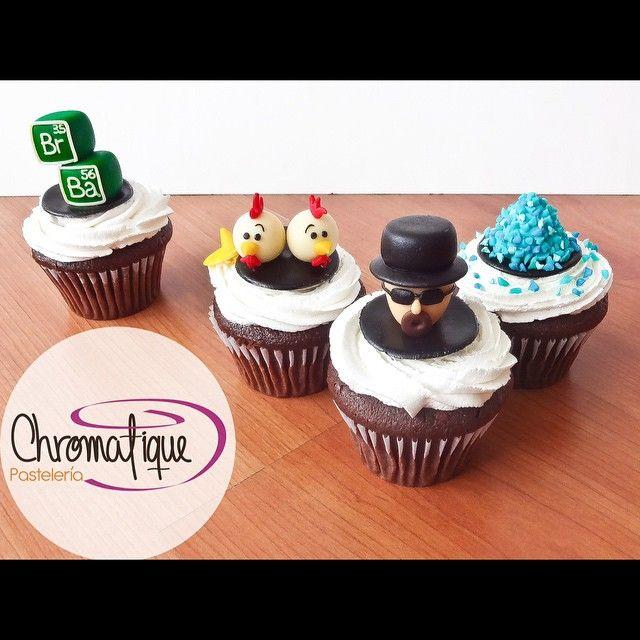 How to Make Breaking Bad Blue Magic Cupcakes  Cupcake Jemma