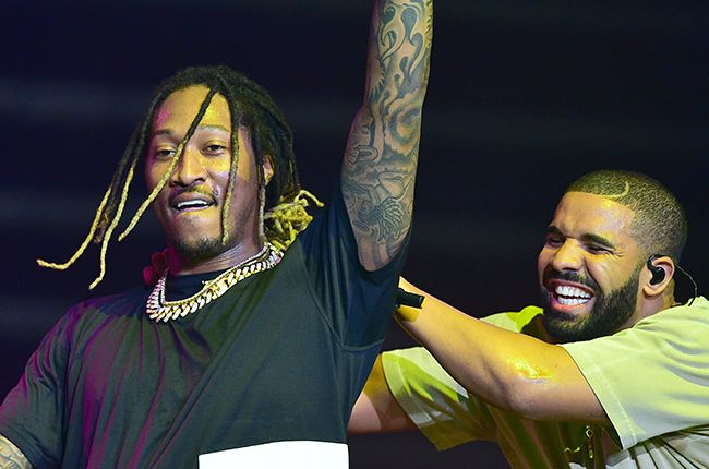 Drake & Future Album 'What a Time to Be Alive'  Heading for Big No. 1 Debut on Billboard 200 Chart this Week