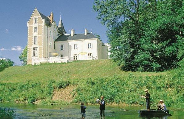 Ferienhaus Frankreich Val De Loire Fec002 Urlaub