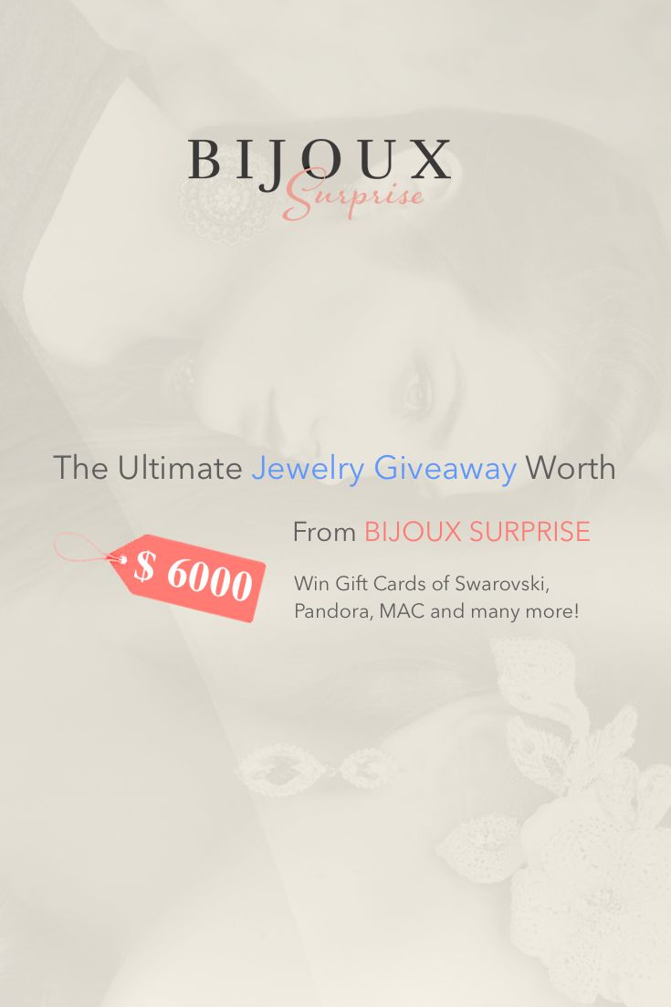 The Ultimate Jewelry Giveaway from BijouxSurprise