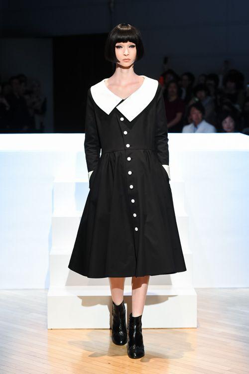 リミ フゥ 2015-16年秋冬コレクション - 大人になっても、少女の心は忘れない | ニュース - ファッションプレス