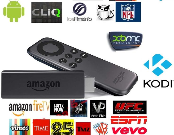 Amazon Fire Stick TV JAILBROKEN Kodi XBMC Tv Shows Movies PPV Adult XXX Sports #Amazon