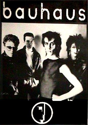 Before Love and Rockets...and Peter Murphy. <3