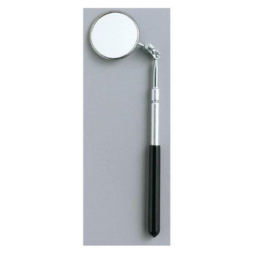 """General Tools 70557 2-1/4"""" Round Telescoping Utility Mirror by General Tools. $4.29. General Tools 70557 2-1/4"""" Round Telescoping Utility MirrorGeneral s Inspection Mirrors are known for their seemingly limitless uses both around the home and in the shop. For instance, an Inspection Mirror can be used to check behind an armoire for lost keys or beneath an engine block for a missing bolt. Our Inspection Mirrors come in a variety sizes and lengths, and feature dual ball-and-so..."""
