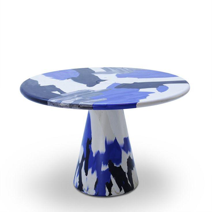 featured - melting pot table nature dirk vander kooij recycled plastics pressed