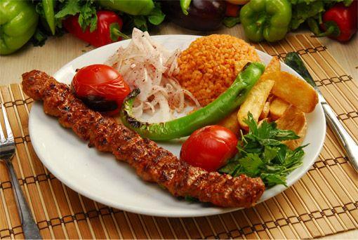 Adana Kebab Recipe  http://www.yemek-tarifi.info/english/recipe.php?recipeid=347