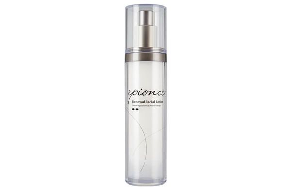 The ingredient-packed Epionce Renewal Facial Lotion is a product we always go back to.