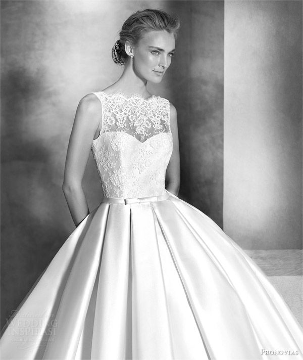 Atelier pronovias 2016 haute couture wedding dresses for Haute couture atelier
