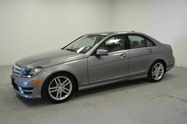 Ebay Advertisement 2012 C Class C 300 4matic Sport Sedan 4d 2012 Mercedes Benz C Class C 300 4matic Sport Sedan 4d 90692 Miles Gray S Sports Sedan Sedan Benz