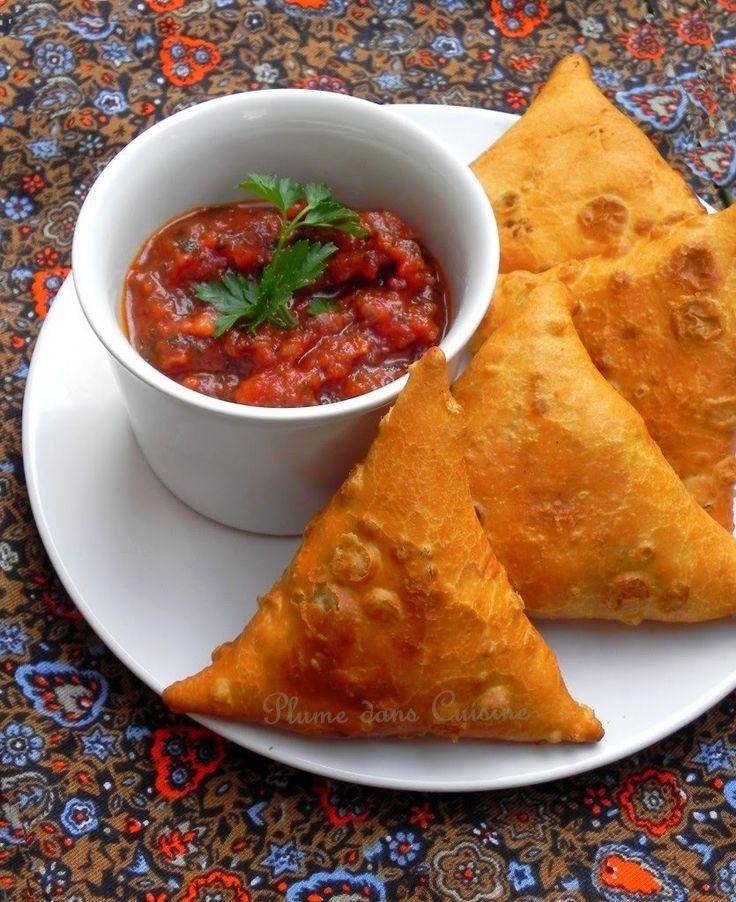 Petit voyage dans le nord de l'Inde... Aujourd'hui je vous propose de faire des samoussas indiens (indian samosa). Je pense que tous ceux qui aiment la cui