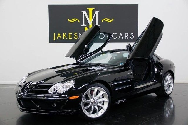 Awesome Great 2006 Mercedes-Benz SLR McLaren ($455K MSRP!....1-OWNER!) 2006 Mercedes-Benz SLR McLaren, $455K MSRP! ONLY 2300 MILES! 1-OWNER! PRISTINE! 2017 2018 Check more at http://24cars.gq/my-desires/great-2006-mercedes-benz-slr-mclaren-455k-msrp-1-owner-2006-mercedes-benz-slr-mclaren-455k-msrp-only-2300-miles-1-owner-pristine-2017-2018/