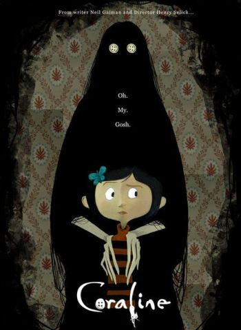 Coraline- concept artist Shane Prigmore, directed by Henry Selick