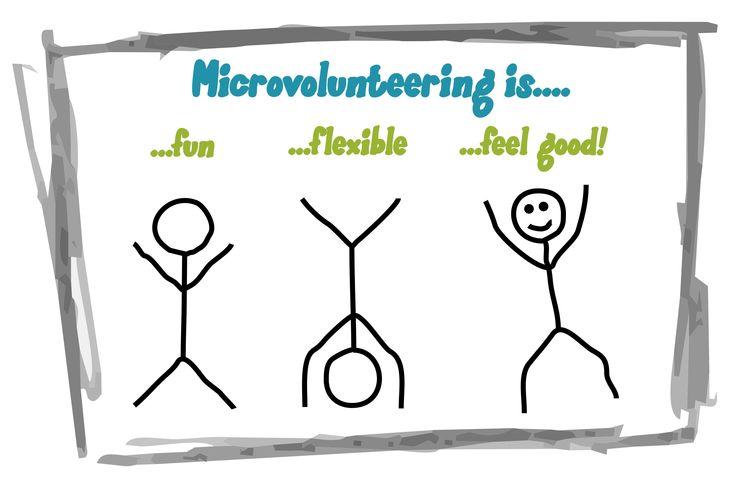 Microvolunteering is...fun...flexible...feel-good! helpfromhome.org/