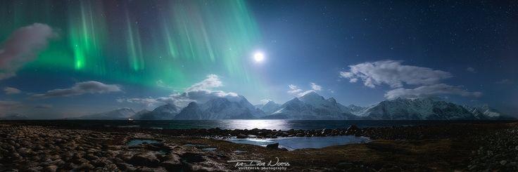 Imagine Auroras by Tor-Ivar Næss on 500px